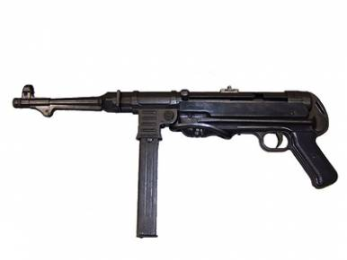Автомат Шмайсер MP-40 (Schmeisser-MP)